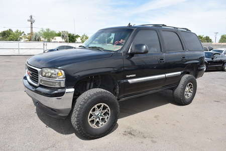 2006 GMC Yukon SLT for Sale  - W19047  - Dynamite Auto Sales