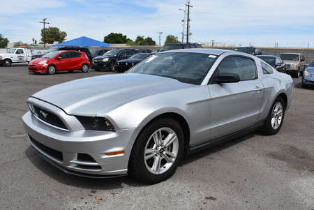 2014 Ford Mustang V6 for Sale  - W19042  - Dynamite Auto Sales