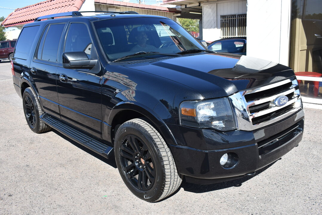 2011 Ford Expedition Limited  - W21017  - Dynamite Auto Sales