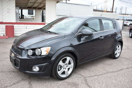 2013 Chevrolet Sonic LTZ for Sale  - 20081  - Dynamite Auto Sales