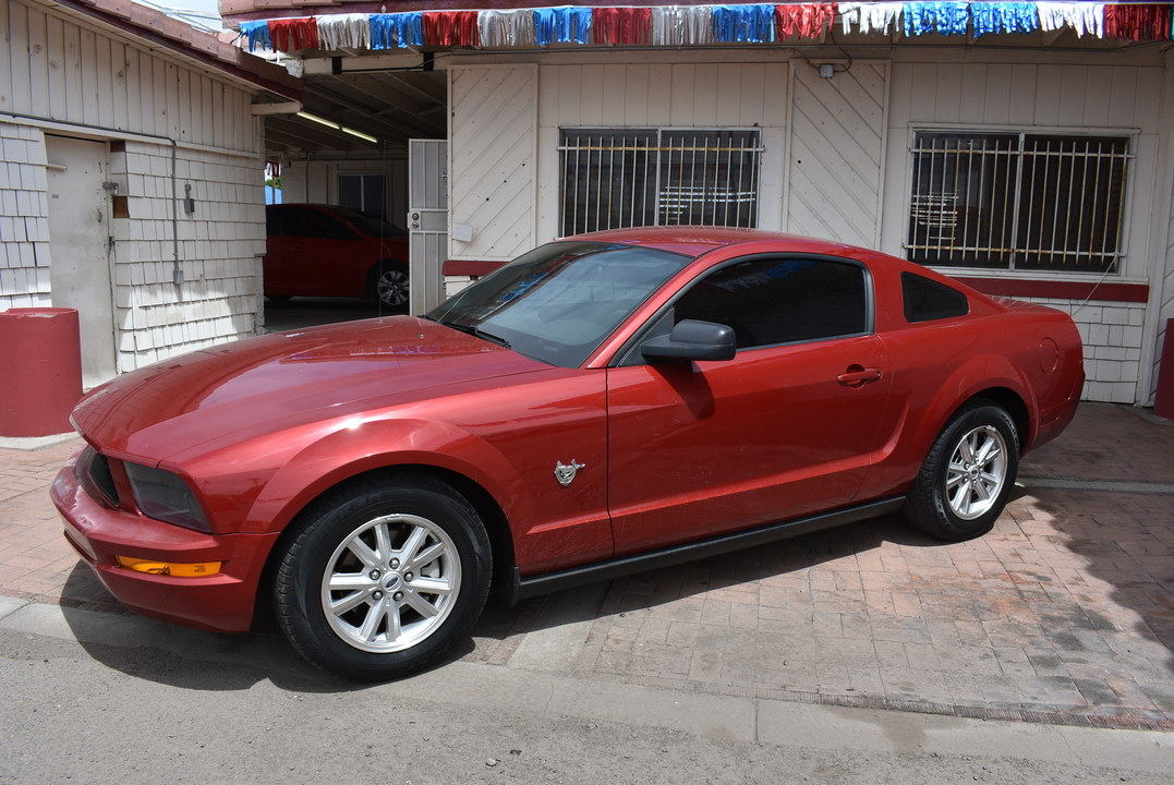2009 Ford Mustang  - Dynamite Auto Sales