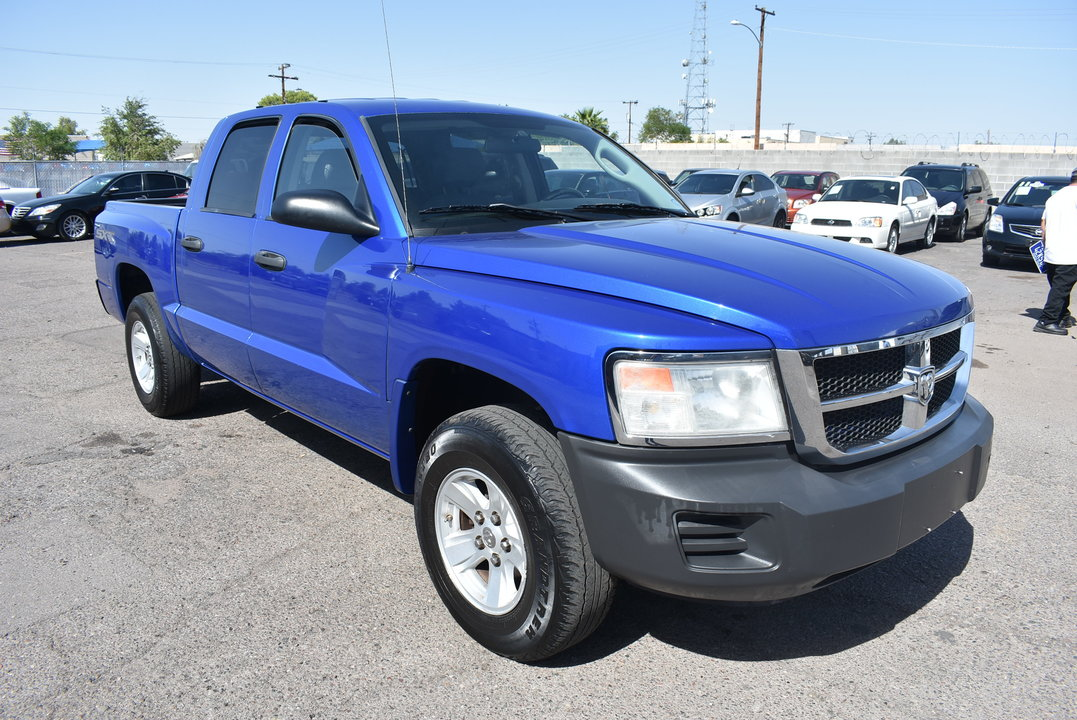 2008 Dodge Dakota SXT  - W19093  - Dynamite Auto Sales