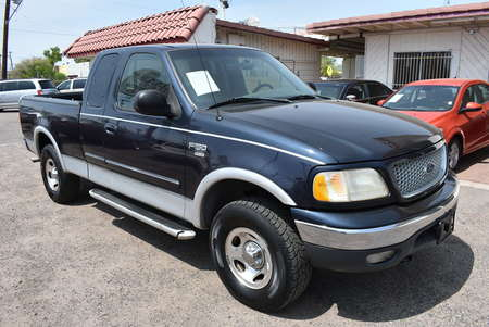 1999 Ford F-150 XLT for Sale  - 20218  - Dynamite Auto Sales