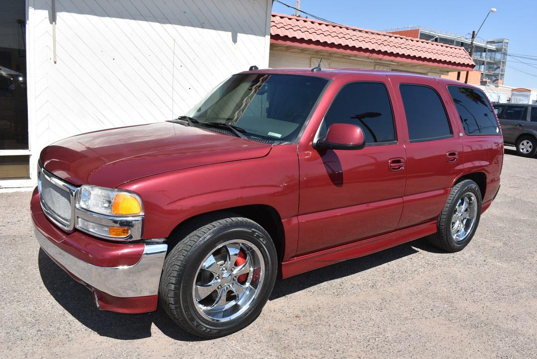 2005 GMC Yukon SLT  - W20049  - Dynamite Auto Sales