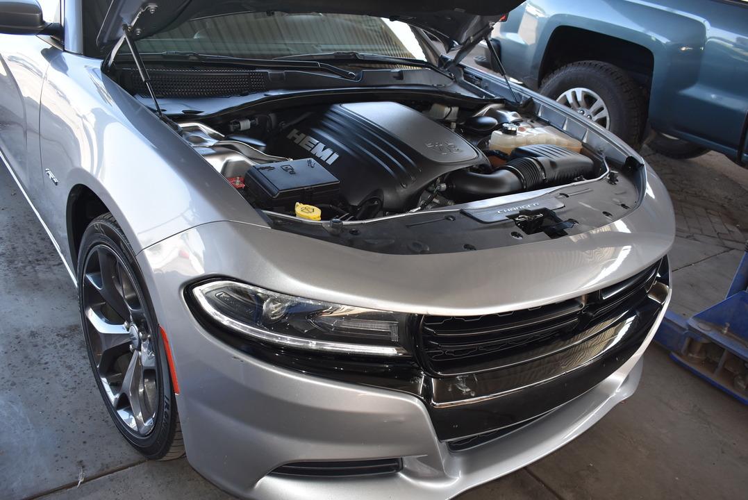 2018 Dodge Charger  - Dynamite Auto Sales