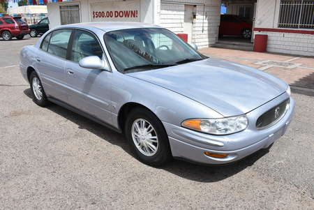 2004 Buick LeSabre Limited for Sale  - 19107  - Dynamite Auto Sales