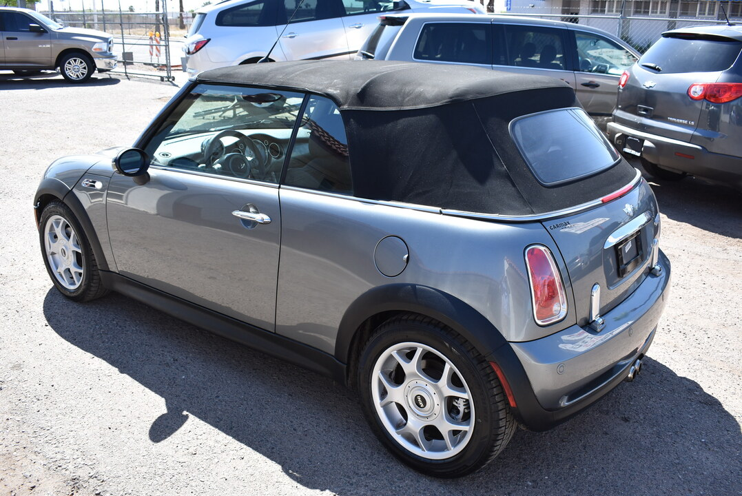 2007 Mini Cooper Convertible  - Dynamite Auto Sales