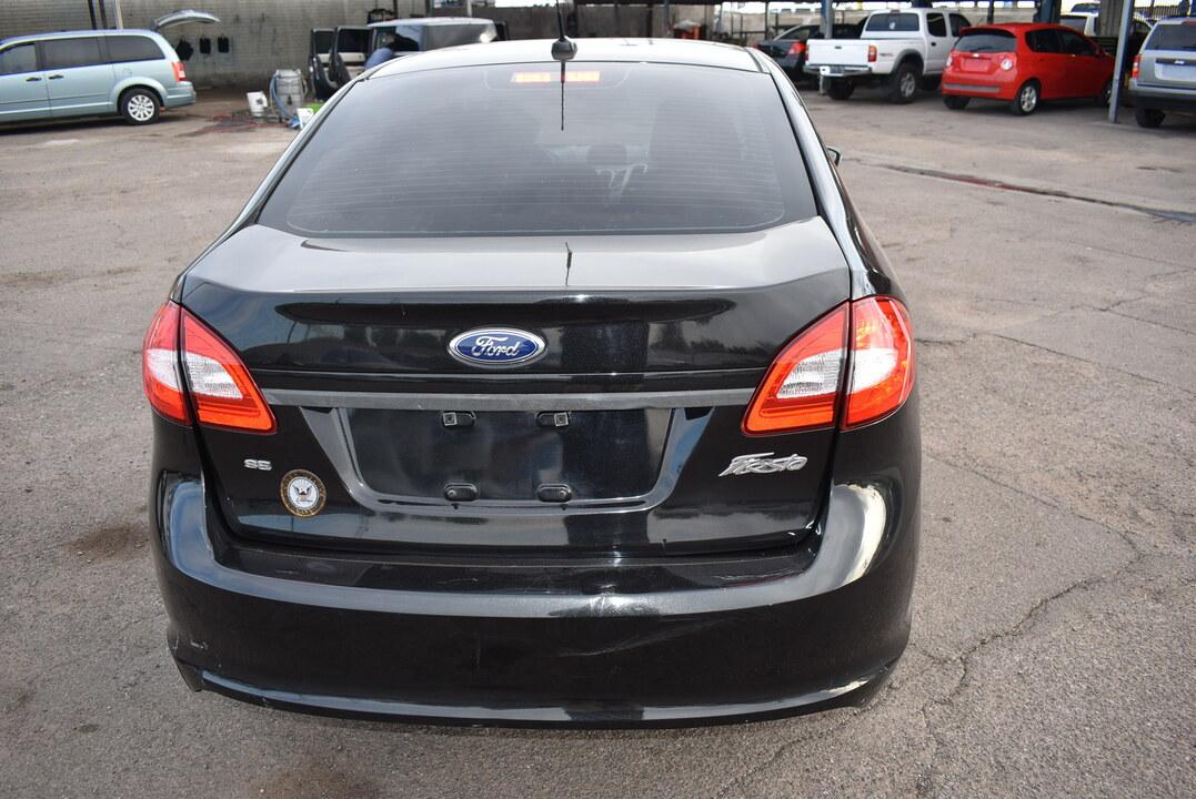 2013 Ford Fiesta  - Dynamite Auto Sales