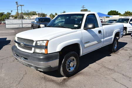 2004 Chevrolet Silverado 2500HD LS for Sale  - W19013  - Dynamite Auto Sales