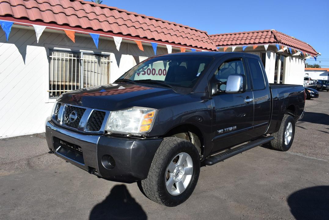 2005 Nissan Titan  - Dynamite Auto Sales