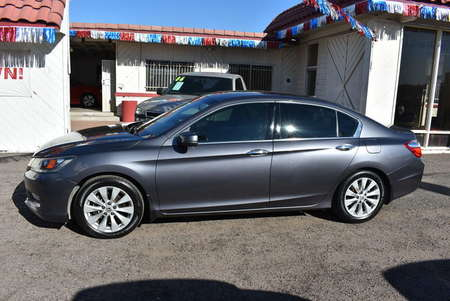 2013 Honda Accord EX-L for Sale  - W19097A  - Dynamite Auto Sales