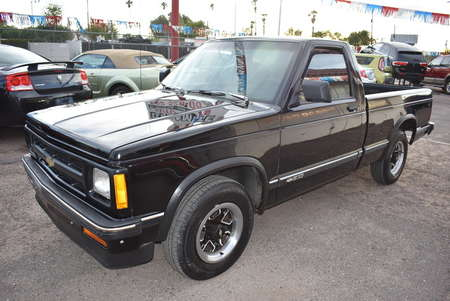 1993 Chevrolet S10  for Sale  - 19268  - Dynamite Auto Sales