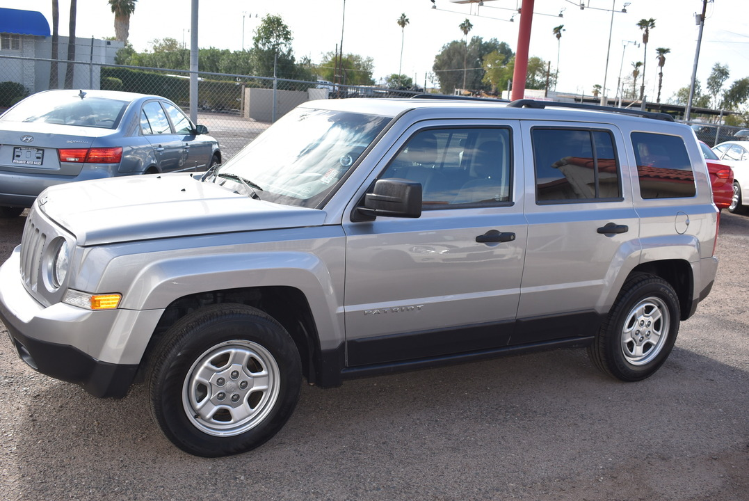 2015 Jeep Patriot Sport  - 20350  - Dynamite Auto Sales