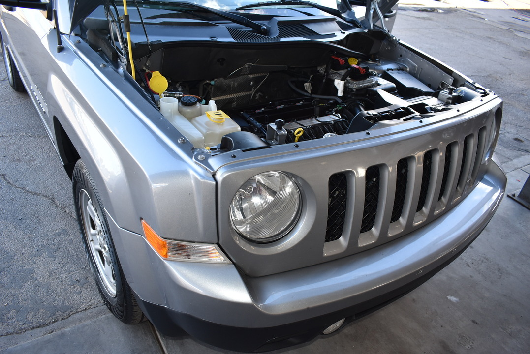 2015 Jeep Patriot  - Dynamite Auto Sales