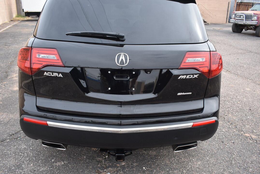 2011 Acura MDX  - Dynamite Auto Sales