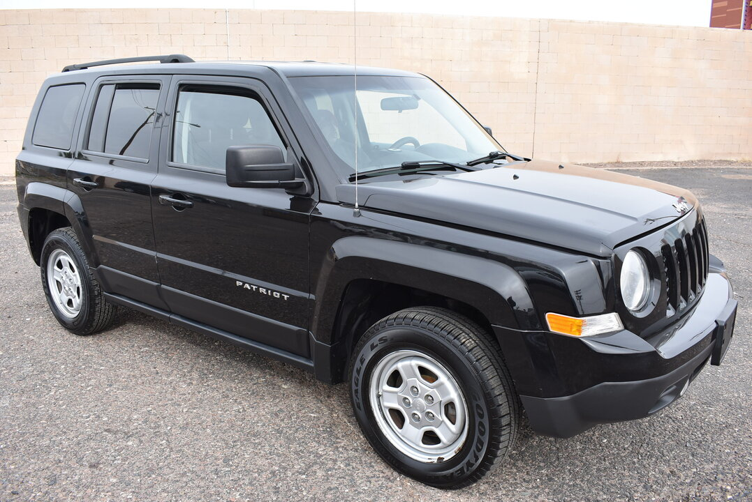 2012 Jeep Patriot Sport  - 20363  - Dynamite Auto Sales