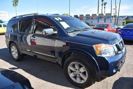 2009 Nissan Armada LE for Sale  - w19056  - Dynamite Auto Sales