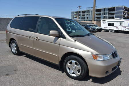2001 Honda Odyssey EX w/Navigation for Sale  - 20179  - Dynamite Auto Sales