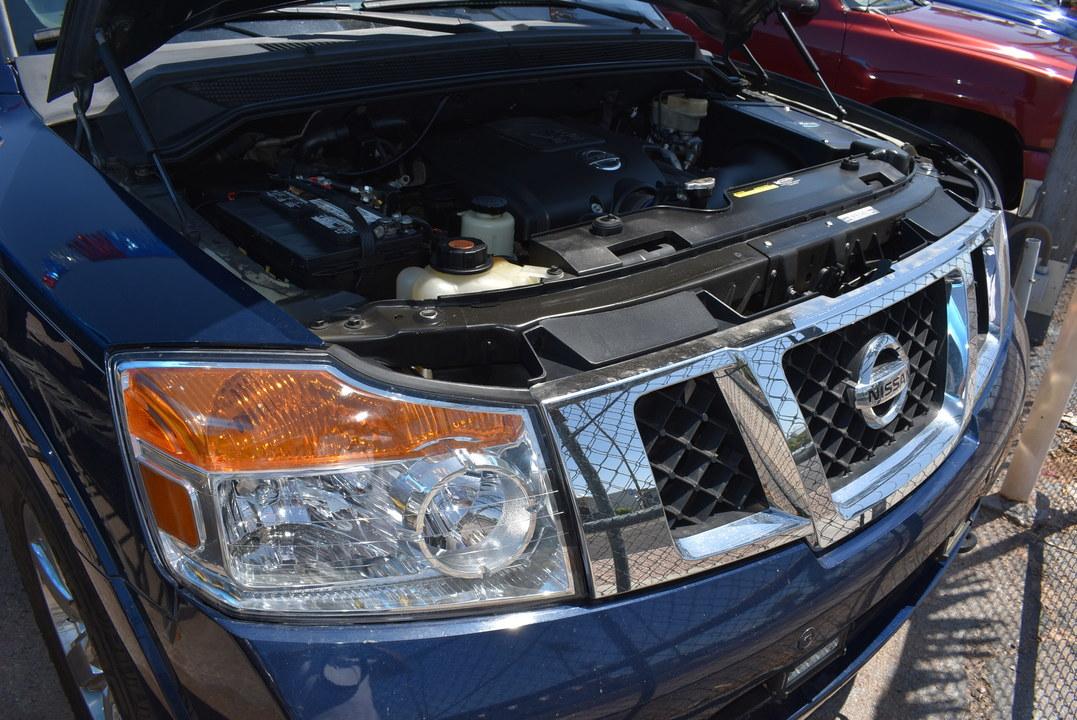 2009 Nissan Armada  - Dynamite Auto Sales
