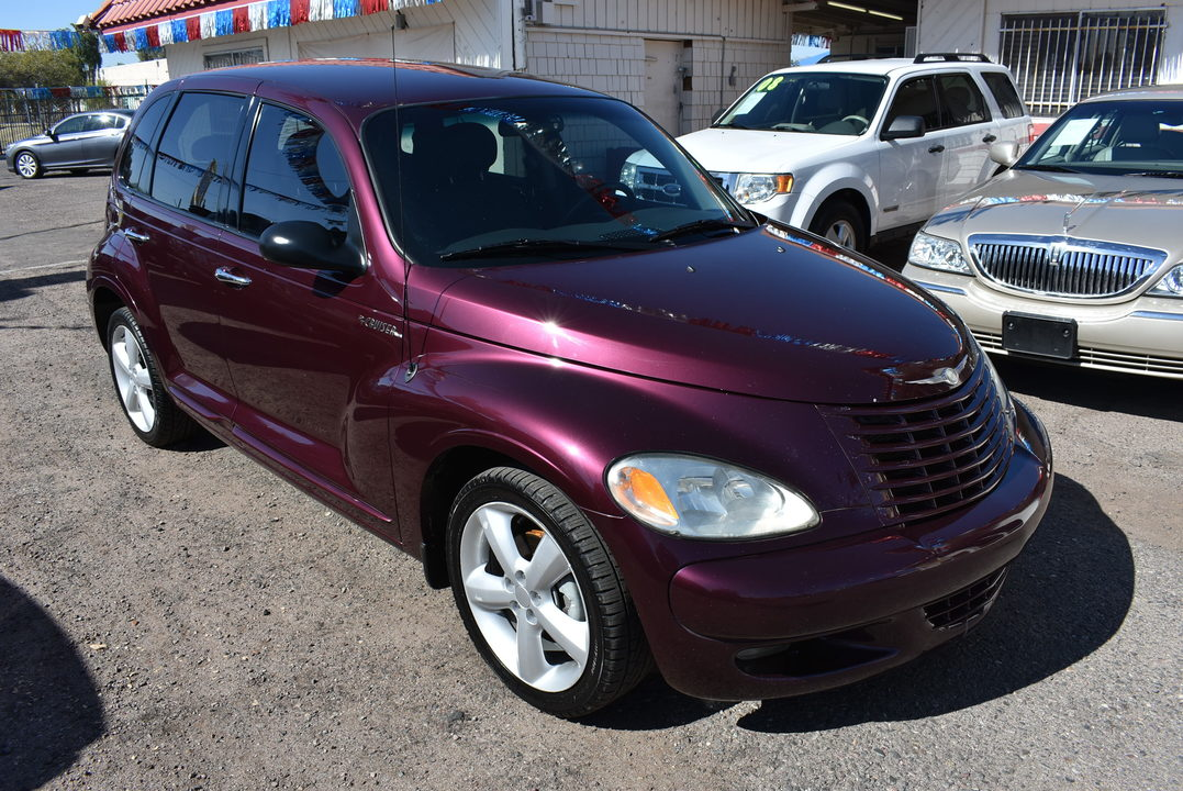 2003 Chrysler PT Cruiser GT  - 20053  - Dynamite Auto Sales