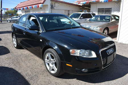 2007 Audi A-4 2.0T for Sale  - 20044  - Dynamite Auto Sales