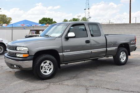 1999 Chevrolet Silverado 1500 LS for Sale  - 18218  - Dynamite Auto Sales