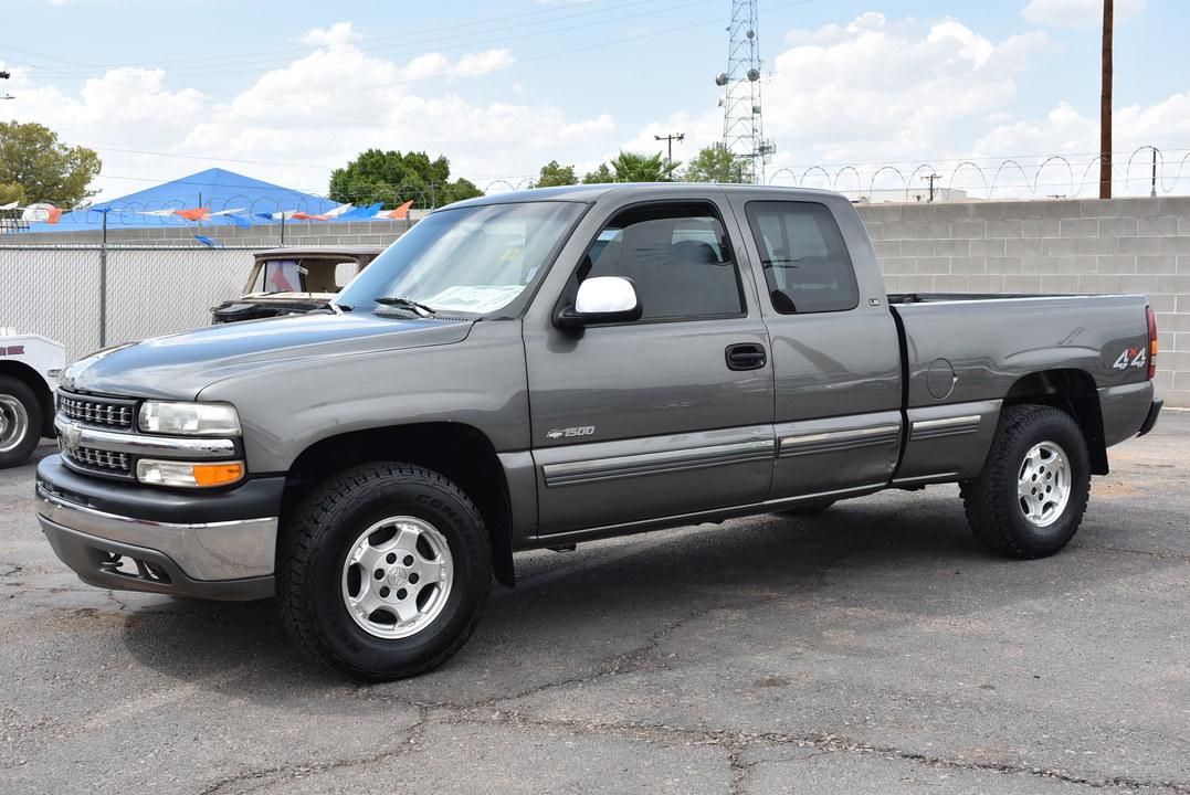 1999 Chevrolet Silverado 1500  - Dynamite Auto Sales
