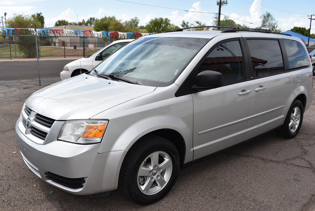 2010 Dodge Grand Caravan  - Dynamite Auto Sales