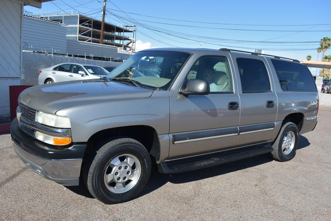 2003 Chevrolet Suburban LS  - 20201  - Dynamite Auto Sales