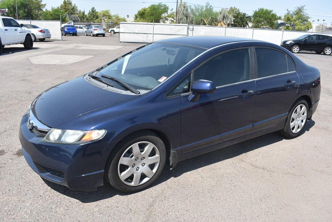 2010 Honda Civic LX Sedan 5-Speed AT  - 21145  - Dynamite Auto Sales