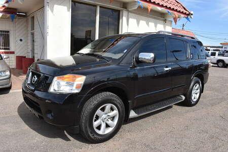 2011 Nissan Armada SV for Sale  - W18079  - Dynamite Auto Sales