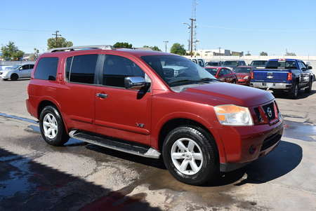 2008 Nissan Armada SE for Sale  - W18068  - Dynamite Auto Sales