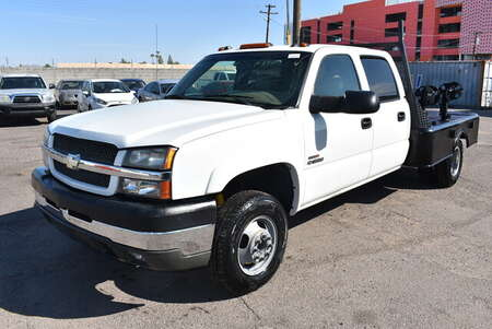 2004 Chevrolet Silverado 3500 DRW for Sale  - W22023  - Dynamite Auto Sales