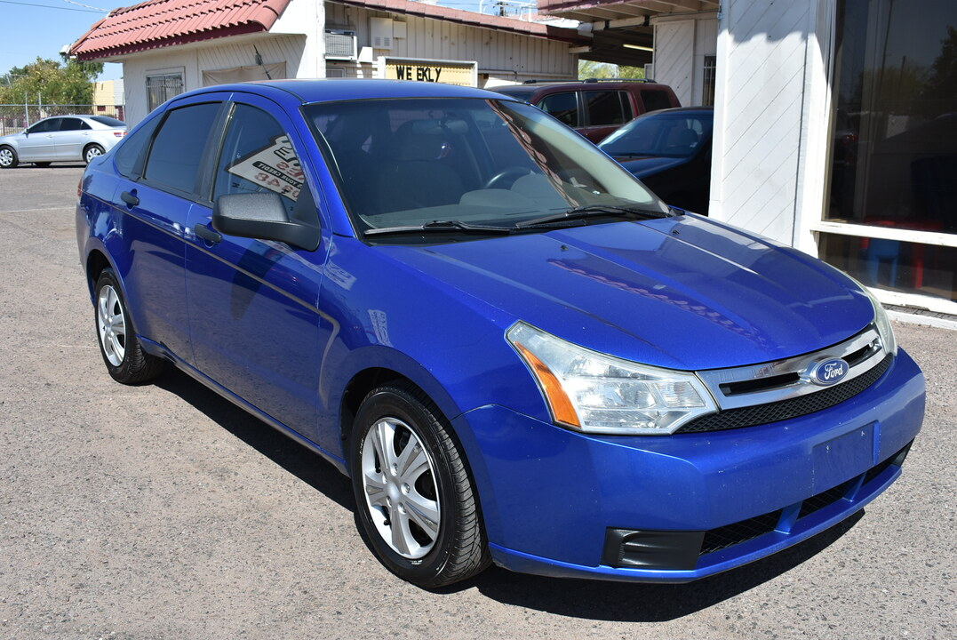 2011 Ford Focus S  - 21082  - Dynamite Auto Sales