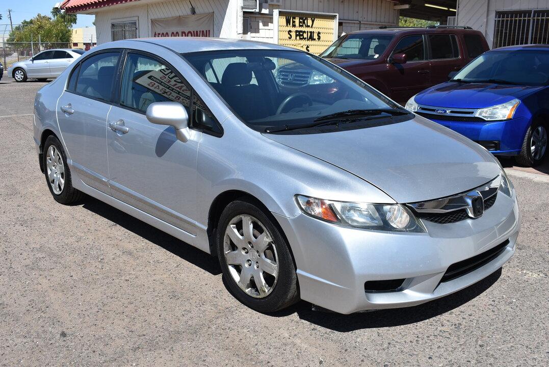 2011 Honda Civic LX  - 21083  - Dynamite Auto Sales
