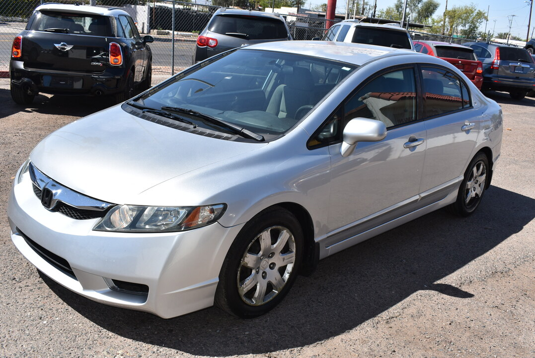 2011 Honda Civic  - Dynamite Auto Sales