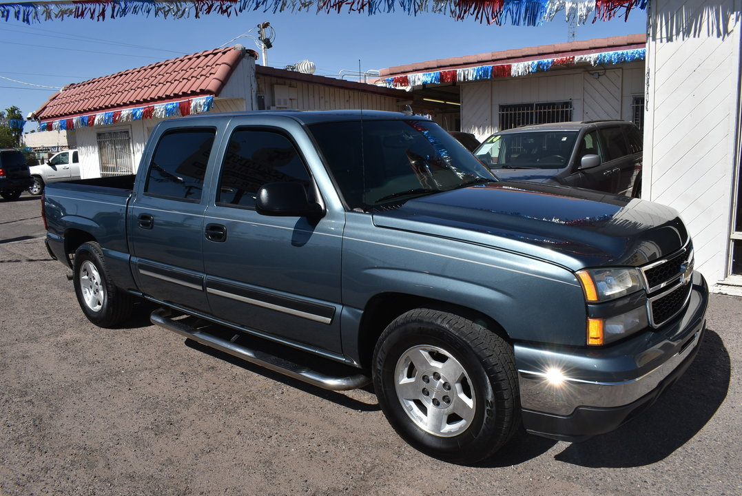 2006 Chevrolet Silverado 1500 LT2  - W19091  - Dynamite Auto Sales