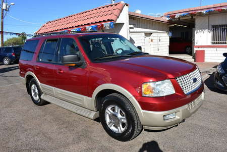 2006 Ford Expedition Eddie Bauer for Sale  - 19279  - Dynamite Auto Sales