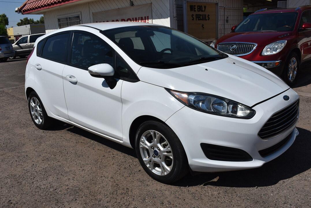 2014 Ford Fiesta  - Dynamite Auto Sales