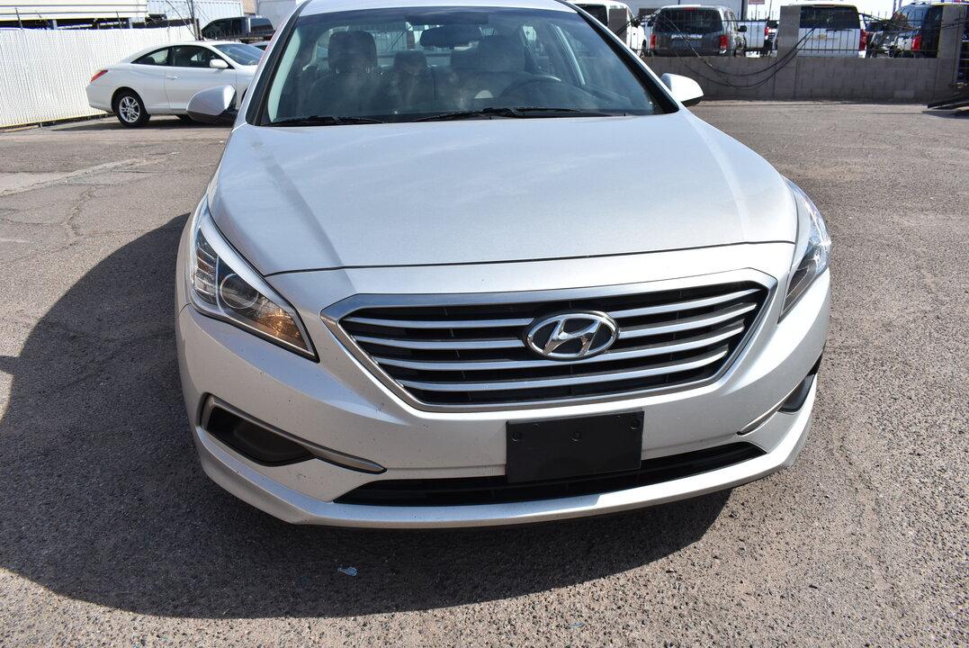 2016 Hyundai Sonata  - Dynamite Auto Sales