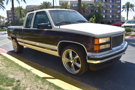 1998 GMC Sierra 1500  for Sale  - 21032  - Dynamite Auto Sales
