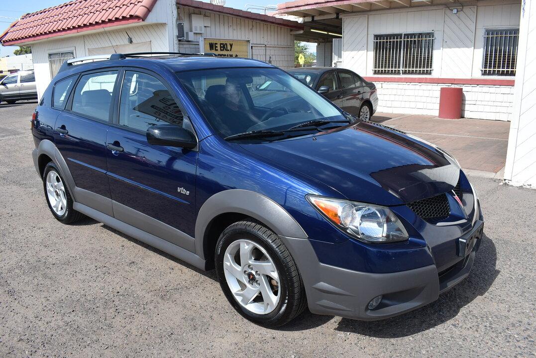 2004 Pontiac Vibe  - 20303  - Dynamite Auto Sales