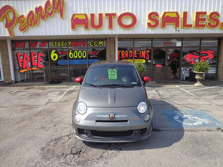 2013 Fiat 500 Abarth for Sale  - 11305  - Pearcy Auto Sales