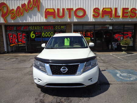 2015 Nissan Pathfinder  for Sale  - 11302  - Pearcy Auto Sales