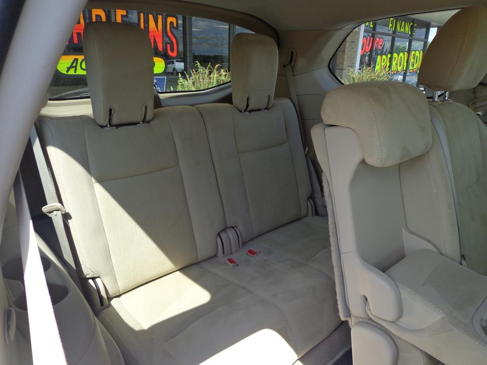 2015 Nissan Pathfinder  - Pearcy Auto Sales