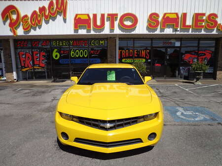 2013 Chevrolet Camaro LS for Sale  - 11330  - Pearcy Auto Sales