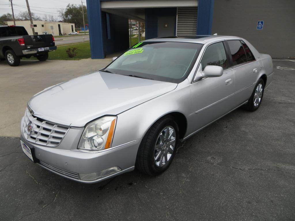 2011 Cadillac DTS  - MCCJ Auto Group
