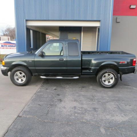 2004 Ford Ranger  - MCCJ Auto Group