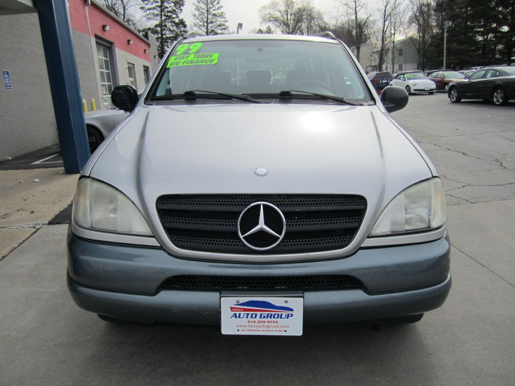 1999 Mercedes-Benz M-Class  - MCCJ Auto Group