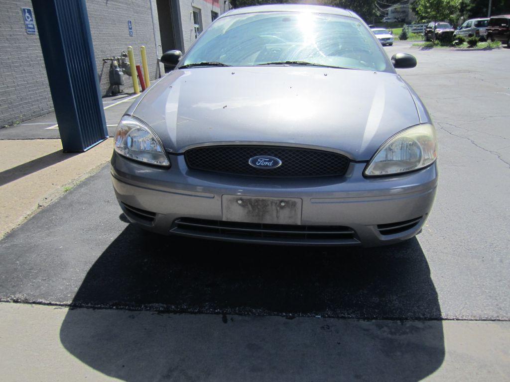 2007 Ford Taurus  - MCCJ Auto Group